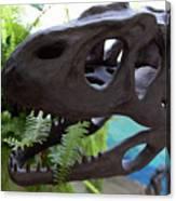 Centro De Investigaciones Paleontologicas Canvas Print
