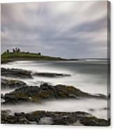Dunstanburgh Castle Canvas Print