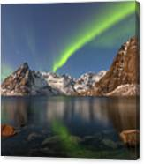 Hamnoy Lofoten - Norway Canvas Print