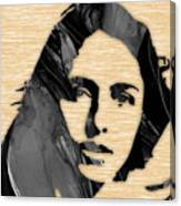 Joan Baez Collection Canvas Print