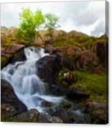 Nature Landscape Nature Canvas Print