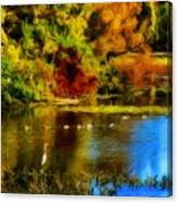 Nature Art Landscape Canvas Print