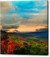Landscape Art Nature Canvas Print