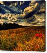 Nature Landscape Nature Canvas Print