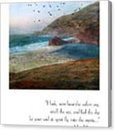 136 Fxq Canvas Print