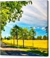 Types Of Landscape Nature Canvas Print