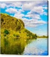 Nature Cool Landscape Canvas Print