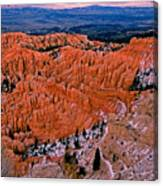 Bryce Canyon N.p. Canvas Print
