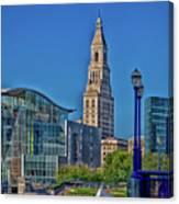 Downtown Hartford Canvas Print