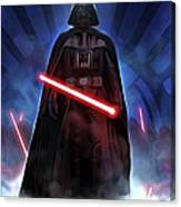 Episode 1 Star Wars Poster Canvas Print