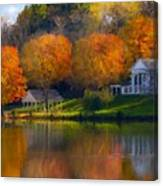 Framed Landscape Art Canvas Print