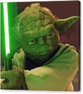 Star Wars Movie Poster Canvas Print