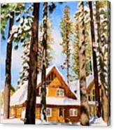 #140 Gatekeepers Museum Canvas Print
