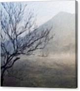 Nature Landscape Light Canvas Print