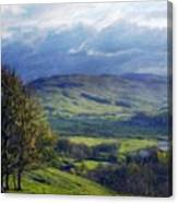 Art Landscape Nature  Canvas Print