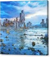 Art Landscape Nature  Canvas Print