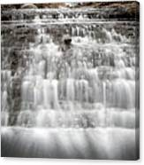 1452 South Elgin Waterfall Canvas Print