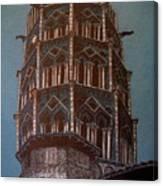 14th Century Toulouse Canvas Print