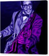 Bo Diddley Collection Canvas Print