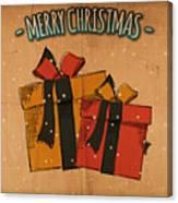Christmas Greetings Canvas Print
