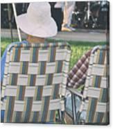 Concert Audience Canvas Print