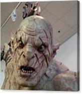 New Zealand - Azog, Lord Of The Rings Canvas Print