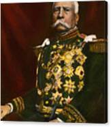 Porfirio Diaz, 1830-1915 Canvas Print