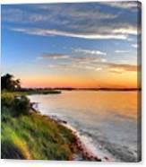 Q Landscape Canvas Print