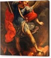 Saint Michael Canvas Print
