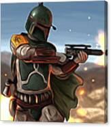 Star Wars The Art Canvas Print