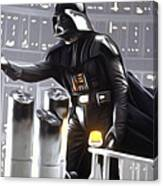 Star Wars The Poster Canvas Print