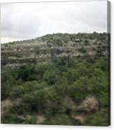 Texas Scenic Landscape Canvas Print