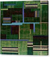 1522 Abstract Thought Canvas Print