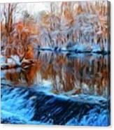 Landscape Nature Pictures Canvas Print