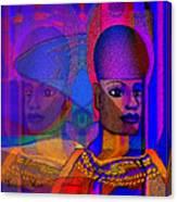 1532 Egyptian  Memories Canvas Print