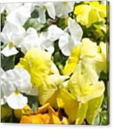 ,, Flowers ,, Canvas Print