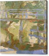 Bridge Canvas Print