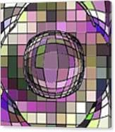 Digital Software Art Canvas Print