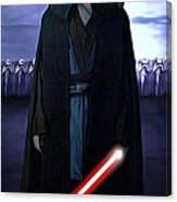 Movie Star Wars Art Canvas Print