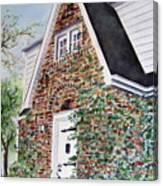 16 Oak Street Canvas Print