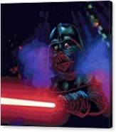 Saga Star Wars Poster Canvas Print