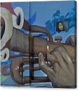 Wynwood Art Canvas Print