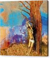 16007 Odilon Redon Canvas Print