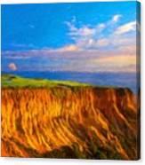 Nature Landscape Wall Art Canvas Print