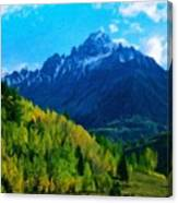 Nature Original Landscape Painting Canvas Print