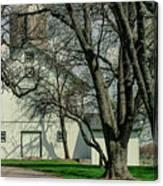 168 Marshfield Farm Canvas Print