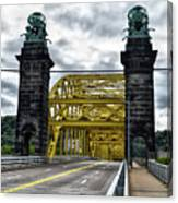 16th Street Bridge Canvas Print