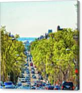 16th Street Northwest Canvas Print