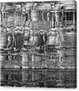 16x9.81-#rithmart Canvas Print