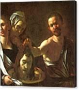 Caravaggio   Canvas Print